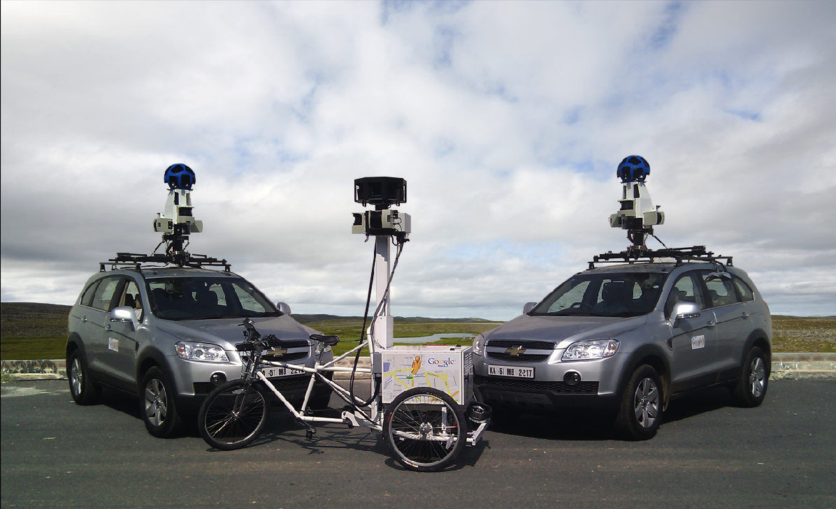 Google Street View'a sanal gerçeklik desteği geldi